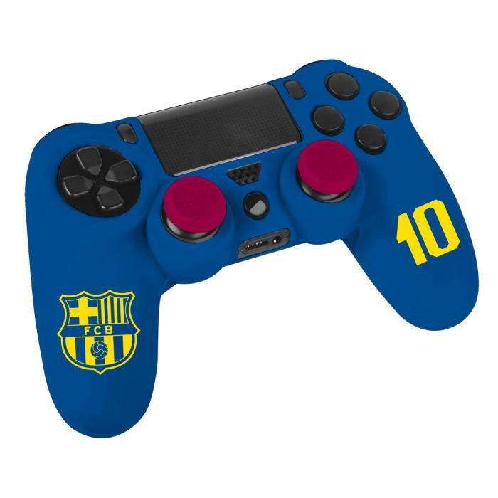 kit pour manette ps4 fc barcelone achat vente nouveaut accessoire kit manette ps4 fc. Black Bedroom Furniture Sets. Home Design Ideas