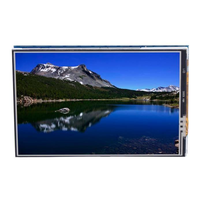 3,5 module d'écran couleur Tft 320X480 Ultra Hd support Ar Uno Mega2560 (avec Touch) Cwu