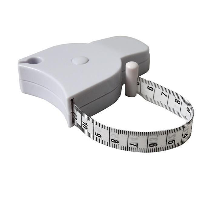 Merci Ruban à mesurer le corps de sport automatique de vente chaude - rétraction automatique - taille Pop linlinzhu