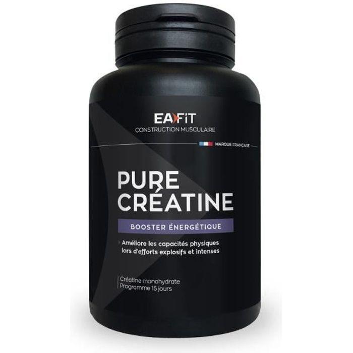 EAFIT Pure Créatine - 90 gélules