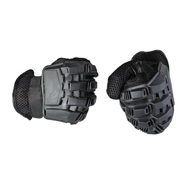 Plein Doigt Gant Gloves Militaire Tactique Airsoft Ourdoor Moto Vélo Paintball L