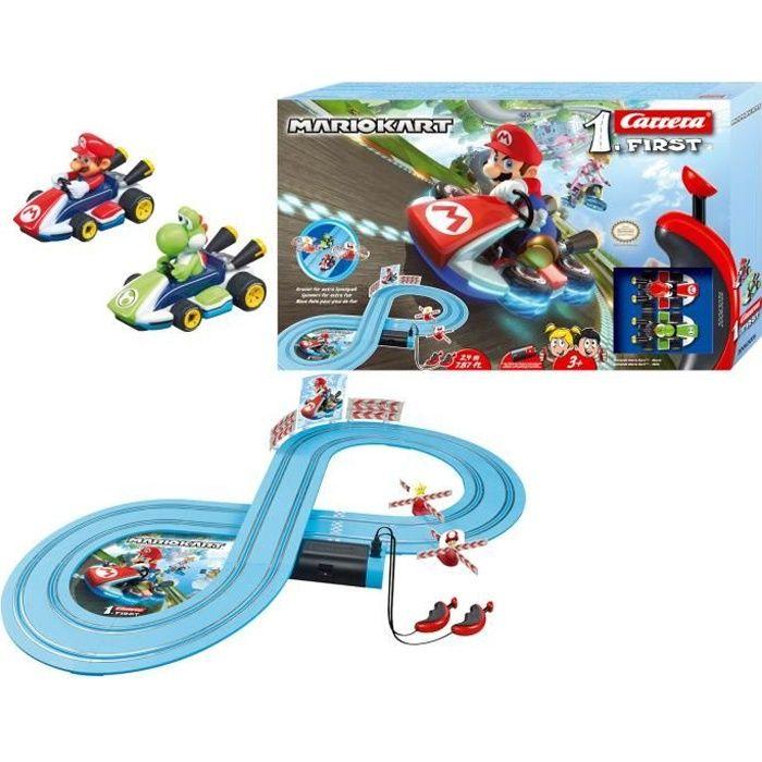 Circuit électrique Mario Kart™ - 2,4m - Carrera First Nintendo