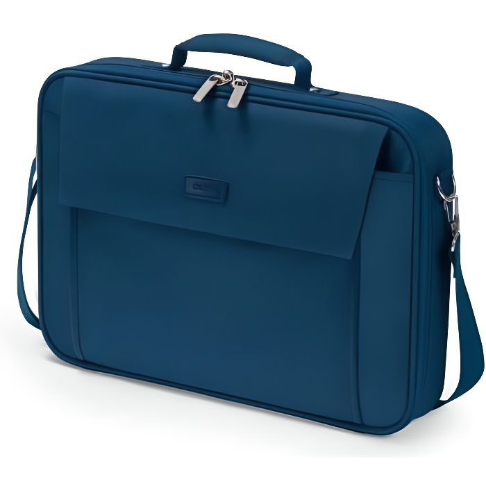 """Dicota Multi Base Laptop Bag 17.3"""" Sacoche pour ordinateur portable 17.3"""" Gris"""