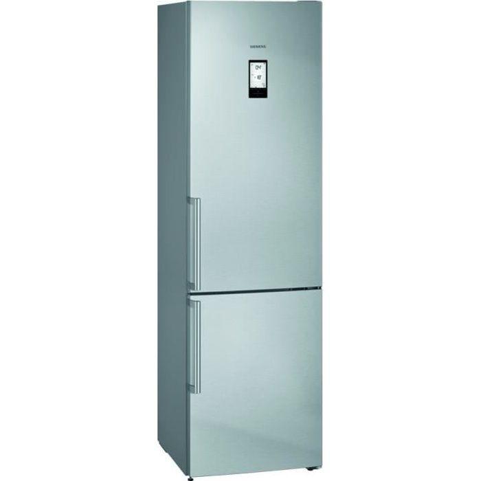 Siemens - Réfrigérateur Combiné 60Cm 366L A+++ Nofrost Inox - Kg39Naidp