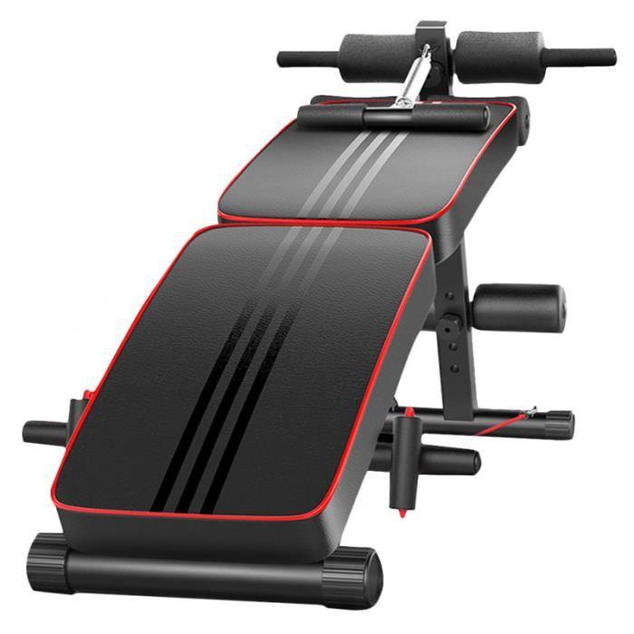 1 pc Machines de Fitness Accueil Asseyez-vous Abdominal Banc Équipement de Conseil de TAPIS DE COURSE