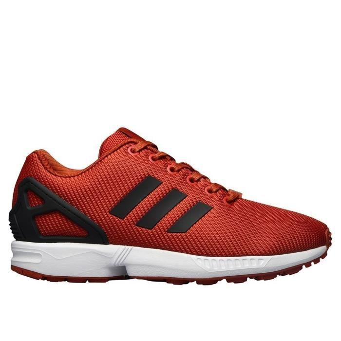 best service new authentic classic fit Chaussures Adidas ZX Flux Craft Chili