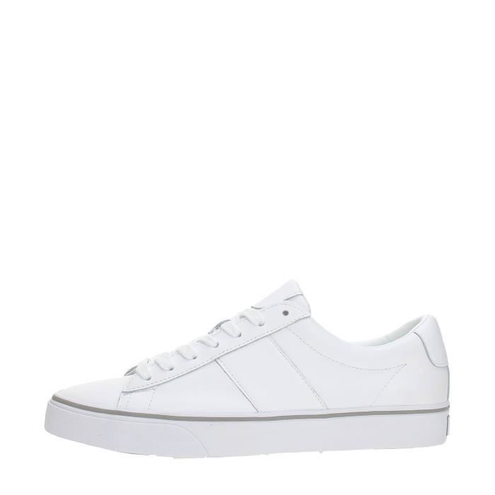 POLO RALPHLAUREN Sneakers Homme WHITE, 40