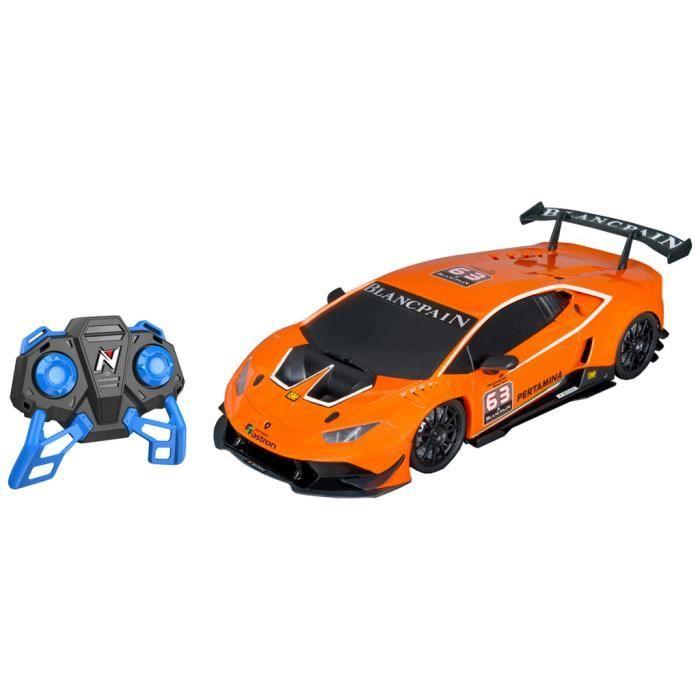 VOITURE - CAMION Nikko RC Lamborghini 1:10 94526