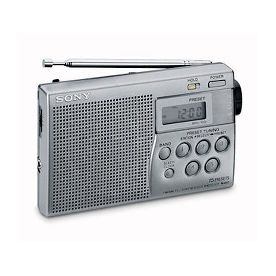 sony icf m260s radio cd cassette prix pas cher cdiscount. Black Bedroom Furniture Sets. Home Design Ideas