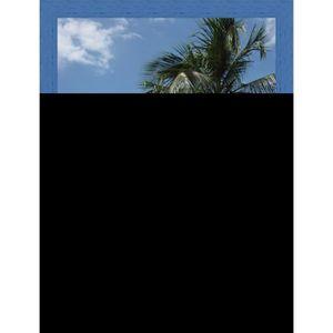 CADRE PHOTO Cadre photo mural 15x21 -  15  x  21 Cadre Bleu Ma