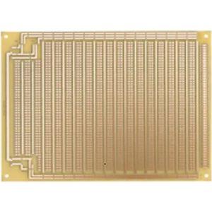 Lot de 5 circuits imprim/és stratifi/és en cuivre 10 x 15 cm CCL 1 face PCB FR4 Mat/ériau composite /époxy
