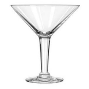 SHAKER - SET COCKTAIL  Verre à pied géant Super Martini 1L4 Grande Libbey