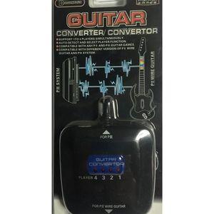 ADAPTATEUR MANETTE Adaptateur de guitare PS2 pour PS3