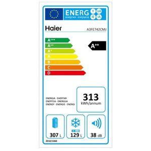 RÉFRIGÉRATEUR CLASSIQUE Réfrigérateur HAIER - A 3 FE 742 CMJ
