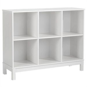 biblioth que etag re cube blanc achat vente biblioth que etag re cube blanc pas cher. Black Bedroom Furniture Sets. Home Design Ideas