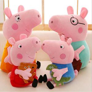 Peluche Famille Peppa Pig Achat Vente Pas Cher