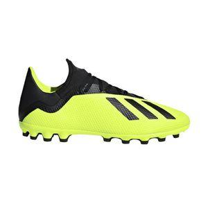 Adidas 3 Jaune Noir 18 Ag Football Pas X Prix Chaussures rCeBoWEQdx