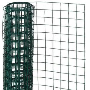 HAIE DE JARDIN NATURE Maille carrée 0,5x5m