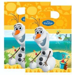 ASSIETTE JETABLE La Reine des Neiges - Disney Frozen - Party & anni