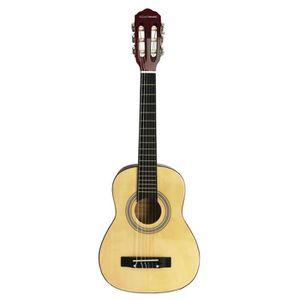 GUITARE Rocket CG14N Guitare classique Taille 1/4 Naturel