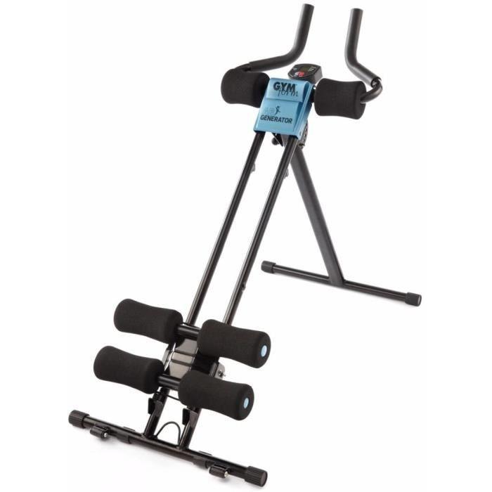 BANC DE MUSCULATION BEST DIRECT Gymform Ab Generator Appareil de Musculation Mixte Adulte73