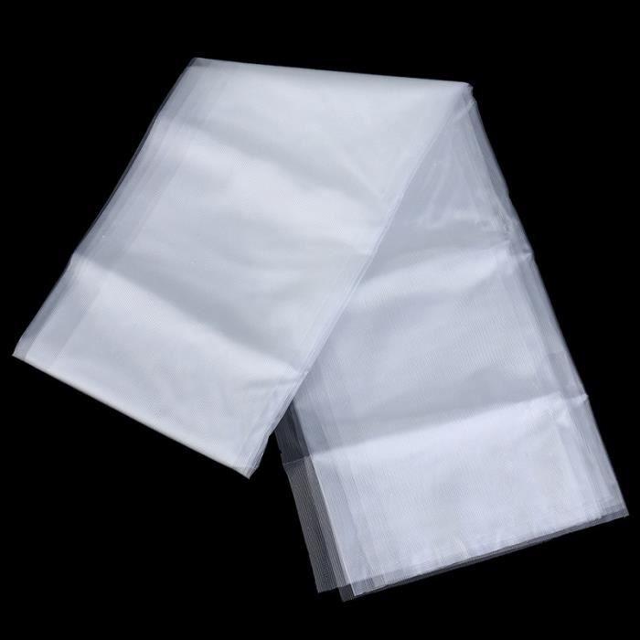 Tissus,Film Soluble dans l'eau 1M, stabilisateur de broderie Transparent, fournitures de couture -B