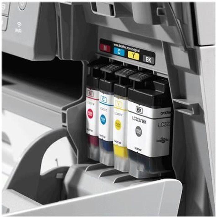 Brother Imprimante Jet D'encre Multifonction Mfc J6945dw Couleur