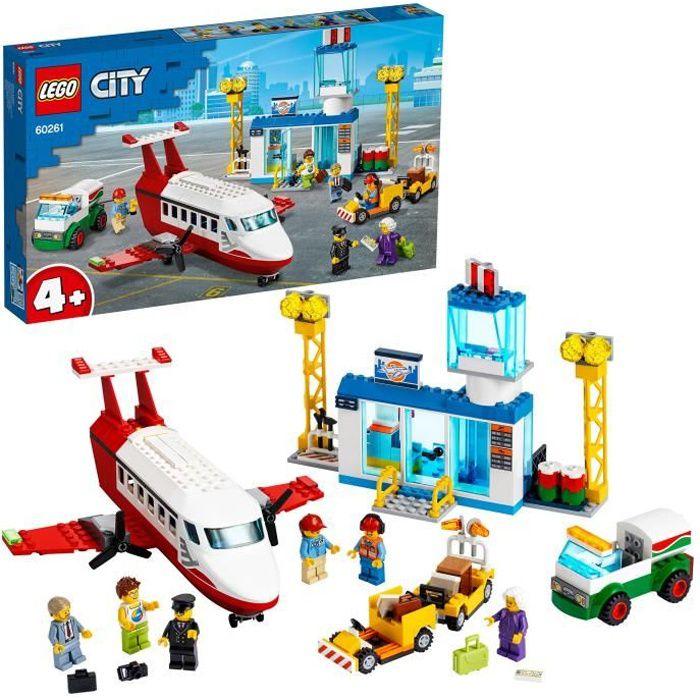 LEGO® City 60261 L'aéroport central