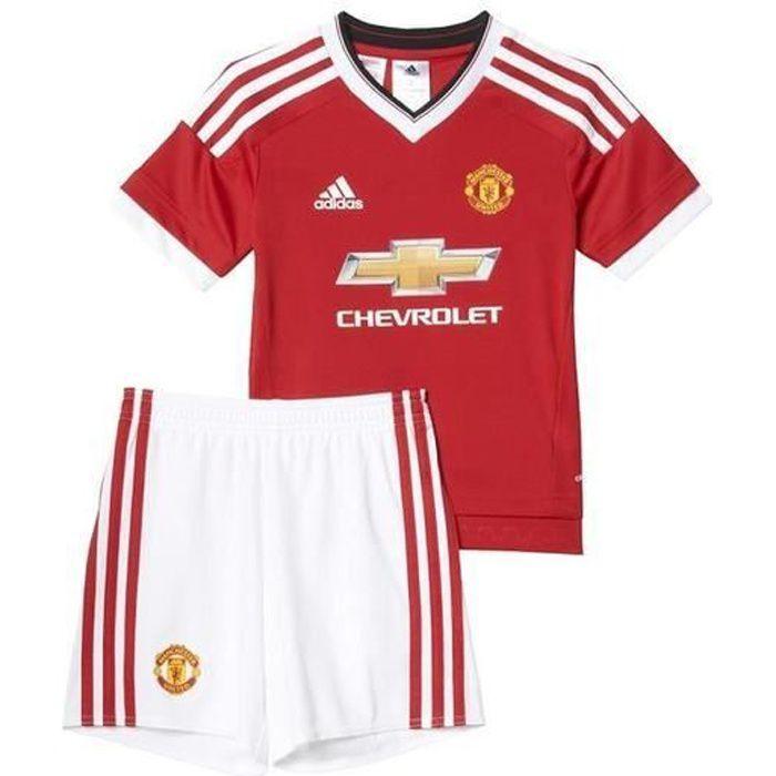 Ensemble Mini-Kit Set Football Manchester United Adidas
