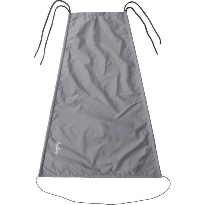 Ombrelle poussette Anti UV Gris