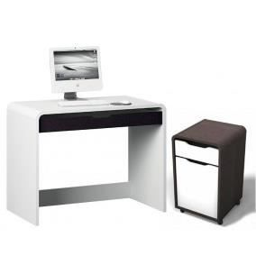 bureau caisson 1 porte meteor achat vente bureau bureau caisson 1 porte me cdiscount. Black Bedroom Furniture Sets. Home Design Ideas
