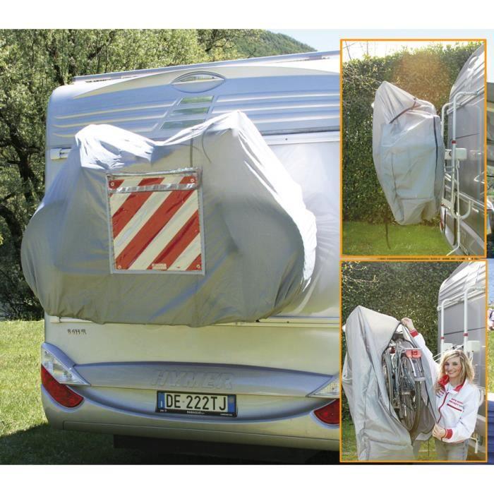 Vélo Housse de protection pour 2 vélos Caravane Camping-Car Bike Cover