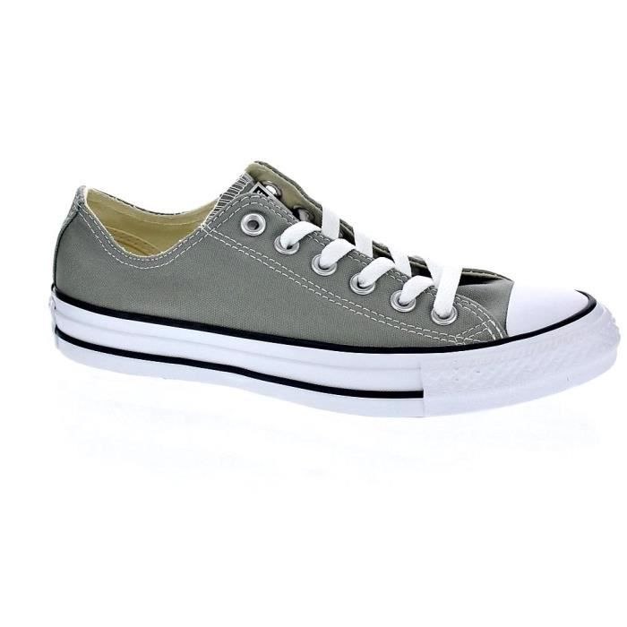 952119f5c856b Baskets basses - Converse Chuck Taylor All Star Femme Vert 40 Vert ...