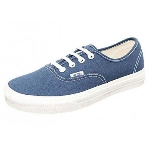 baskets basket vans authentic dark denim homme vans g33vans032 40 Bleu