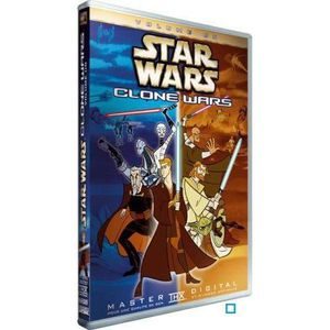 DVD FILM DVD Star wars : clone wars, vol. 1