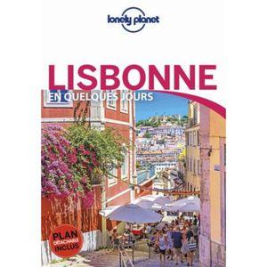 GUIDES MONDE Lisbonne en quelques jours. 4e édition