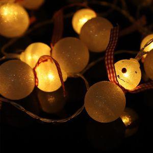 COFFRET BIEN-ÊTRE Guirlande lumineuse LED porte USB Guirlande de bon
