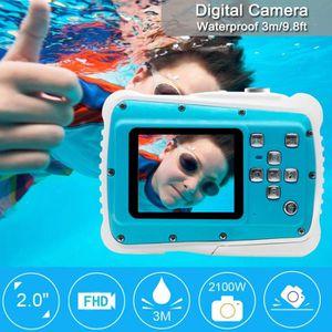 APPAREIL PHOTO ENFANT Caméra étanche enfants HD caméra sous-marine Actio