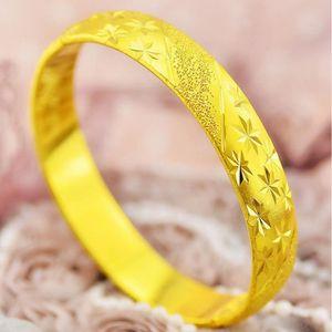 BRACELET - GOURMETTE Bracelet de mariée Bijoux pour poignet Or jaune 18