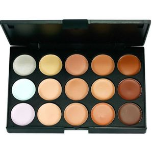 PALETTE DE MAQUILLAGE  Boolavard® TM 15 Beautiful Color Palette Concealer