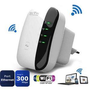 MODEM - ROUTEUR EBUY®  Repeteur / Booster de signal sans fil WiFi