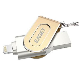CLÉ USB EAGET I80 OTG 32 GB USB Flash Drives USB 3.0 Pour