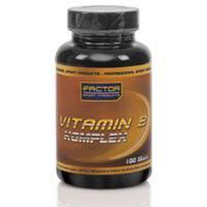 GEL ÉNERGÉTIQUE Vitamine B