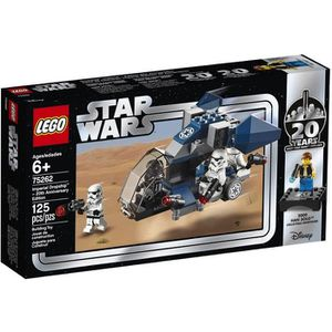 ASSEMBLAGE CONSTRUCTION LEGO® Star Wars™ 75262 Imperial Dropship™ – Éditio