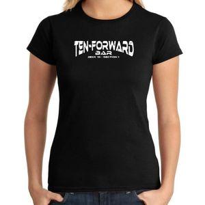 T-SHIRT T-shirt Femme TF0052 inspired by Star Trek