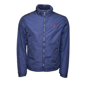 Long Sleeve Ralph Blue Fz Knit Veste Lauren Rlx Coolwool oCxWQBeErd