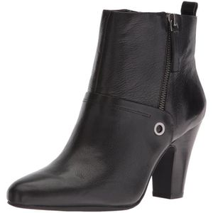 Nine West Justthis Leather Boot DSZLV Taille-42 odb9KPJ