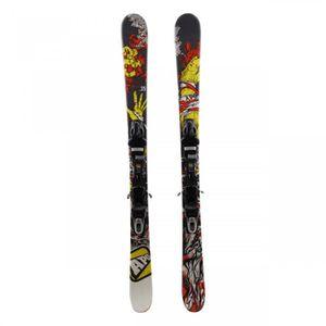 SKI Ski junior APO SC + fixations