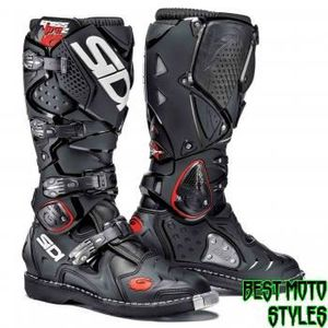 CHAUSSURE - BOTTE Bottes moto SIDI CROSSFIRE 2 Offroad Hommes, micro