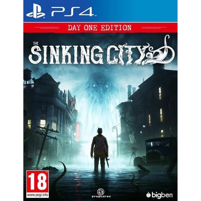 The Sinking City Day One Edition Jeu PS4